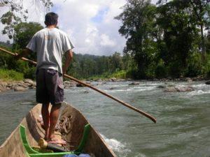 Rio Yorkin Costa Rica
