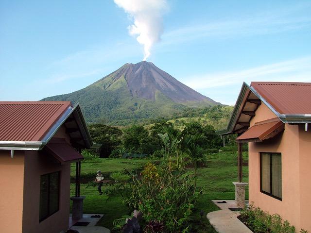 volcan Arenal - la Fortuna