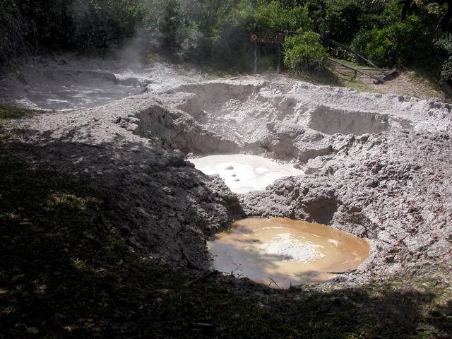 lavs de boue volcaniques rincon de la viaja