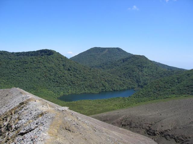 Rincon de la Vieja parc national laguna
