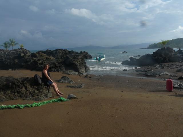 Corcovado - plage