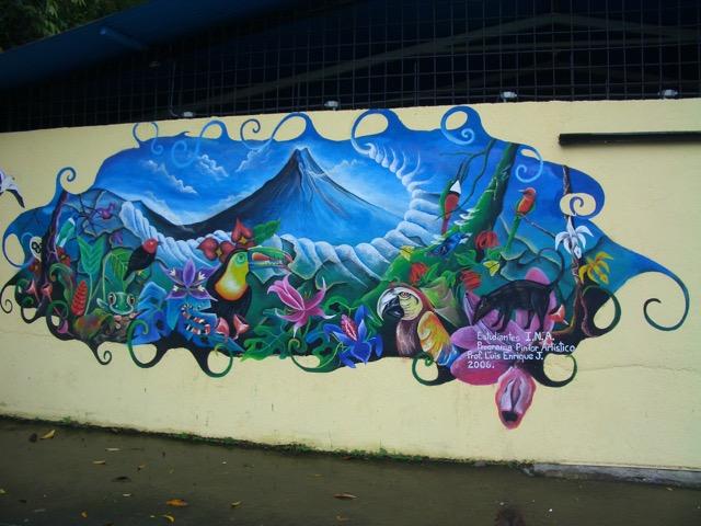 peinture murale san jose