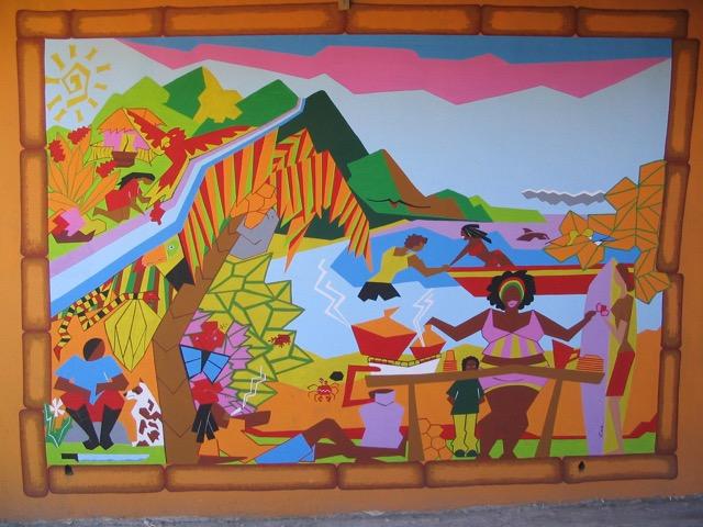 peinture murale san jose costa rica