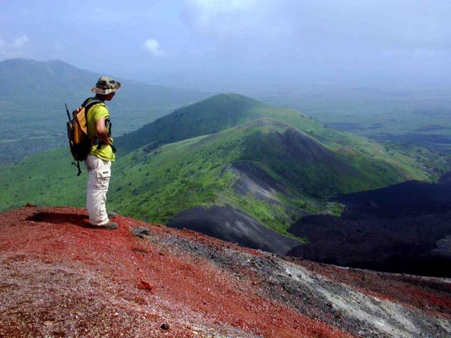 trekkeur volcan costa rica