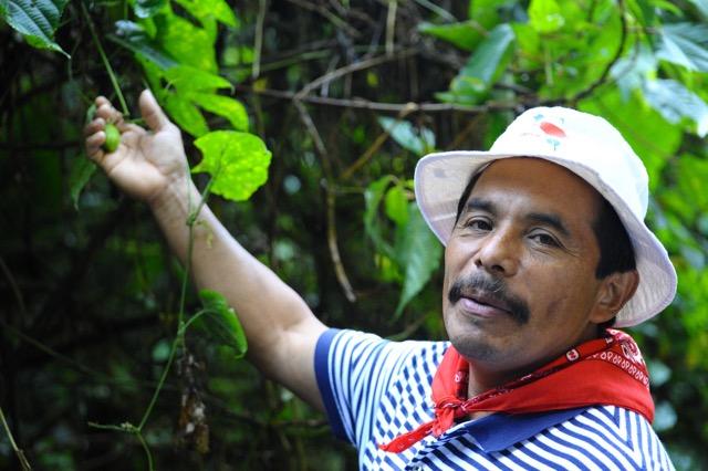Santiago projet écotourisme montagne Costa Rica