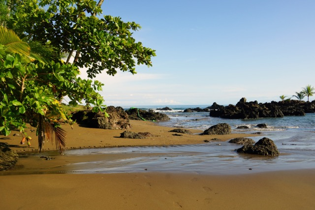 Corcovado plage