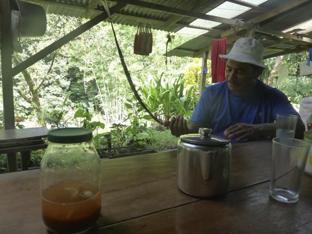 cuisine chez l'habitant costa rica