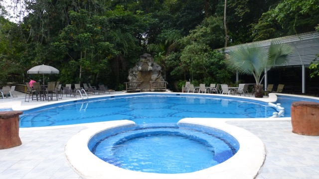 lodge Costa Rica Manuel Antonio piscine