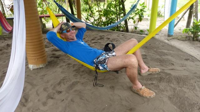 ralax hamac Tortuguero