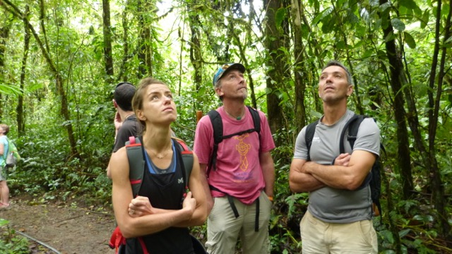 randonnée forêt Arenal