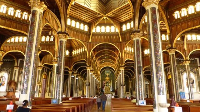 cathédrale Cartago Costa Rica